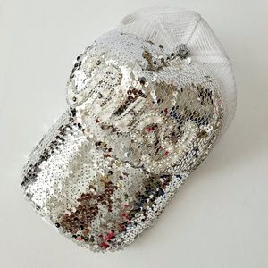 Juicy couture sequence white hat